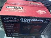 LINCOLN ELECTRIC Wire Feed Welder PRO MIG 180